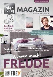 Interliving FREY - Partner Magazin No.7