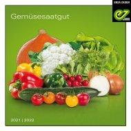 Gemüsesaatgut Katalog 2021 | 2022