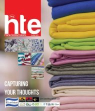 Home Textile Exports Magazine October 2021