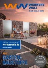 Ulrich Holzhandlung-Baumarkt: Gartenbaustoffe 2021
