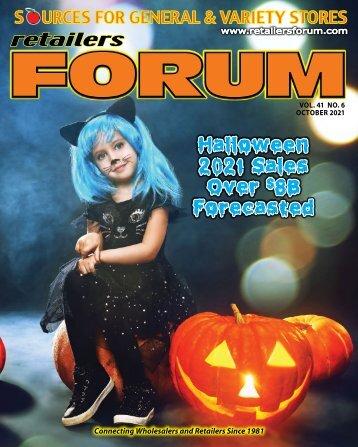 Retailers Forum Oct. 2021 EMAG