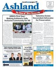 Ashland October 2021