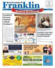 Franklin October 2021