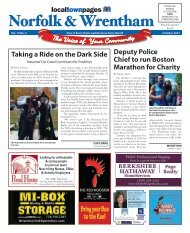 Norfolk & Wrentham October 2021