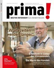 Prima Magazin - Ausgabe Oktober 2021