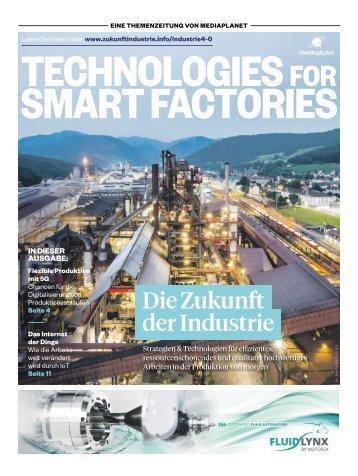 Technologies for Smart Factories