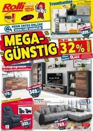 Mega günstige Möbel und Küchen bei Rolli SB-Möbel in Elz!