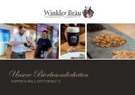 2109_Winkler Bräu_Bierkarte