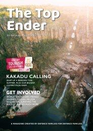 The Top Ender Magazine October November 2021 Edition