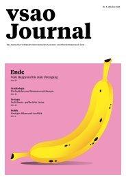 vsao Journal Nr. 5 - Oktober 2021