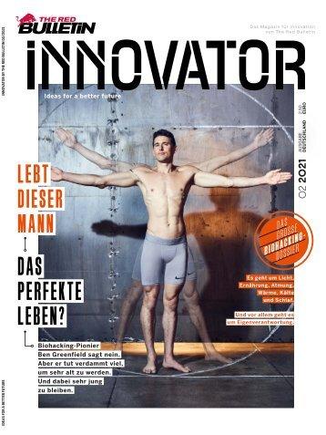 Red Bulletin Innovator