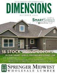 October 2021 Dimensions Magazine