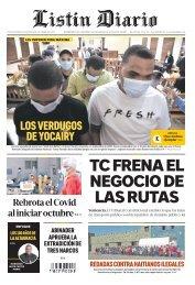 Listín Diario 01-10-2021