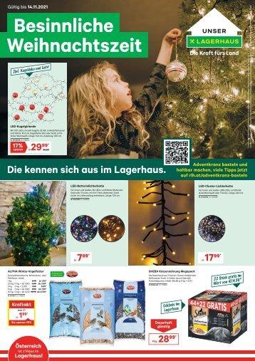Axamer Lagerhaus Flugblatt Oktober 2021