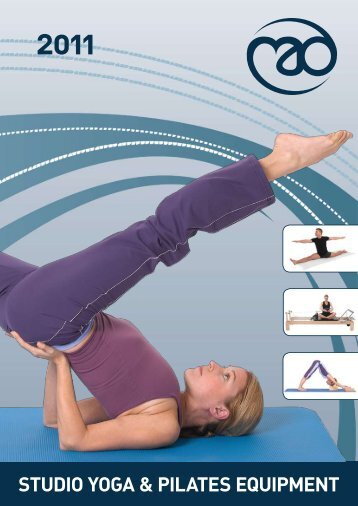 STUDIO YOgA & PILATES EQUIPMENT - Yoga-Mad