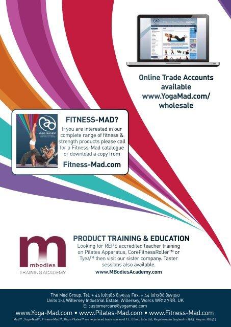 Fitness Mad Cork Yoga Brick Pilates Balance /& Posture 23cm x 12cm x 7.5cm