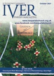 Iver Parish Magazine - October 2021