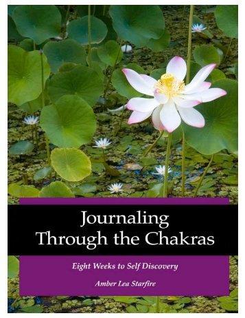Journaling Through the Chakras ~ Introduction - Amberstarfire.com