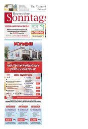 2021-10-03 Bayreuther Sonntagszeitung