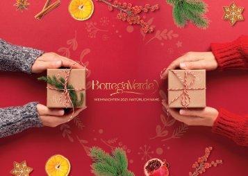 Bottega Verde Weihnachts-Katalog 2021