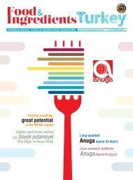 Food & Ingredients Turkey October 2021