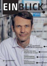 Magazin EINBLICK | Oktober 2021