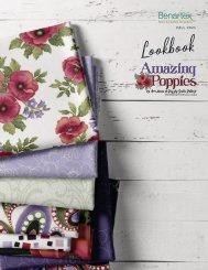 Amazing Poppies by Ann Lauer Lookbook