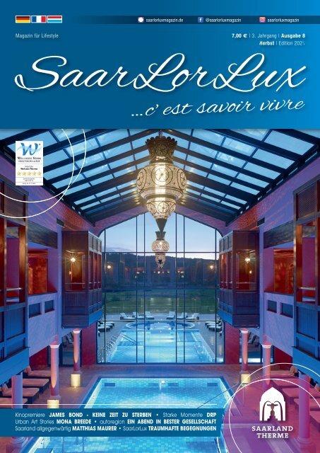 SaarLorLux ...c'est savoir vivre Herbst Edition 2021