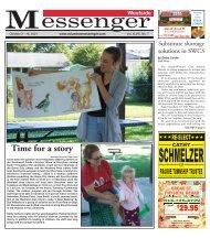 Westside Messenger - October 3rd, 2021