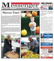 Grove City Messenger - October 3rd, 2021