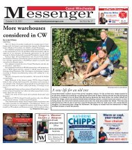Canal Winchester Messenger - October 3rd, 2021