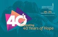 Celebrating 40 Years of Hope