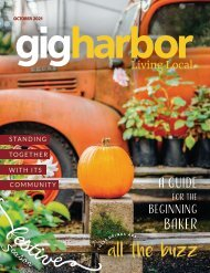 October 2021 Gig Harbor Living Local