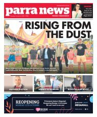 Parra News October 5 2021