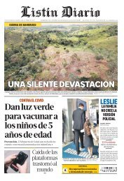 Listín Diario 05-10-2021