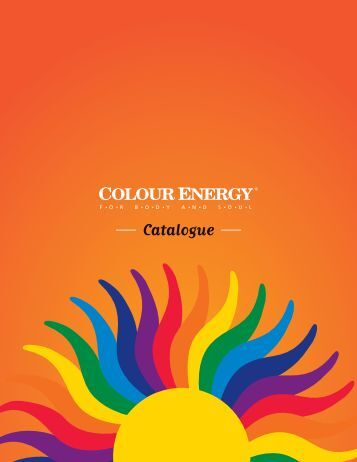 Catalogue - Colour Energy
