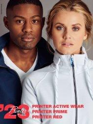 PRINTER Katalog 2021 DE