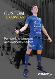 CRAFT Custom Teamwear 2020