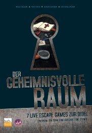 Der geheimnisvolle Raum_Leseprobe 9783866871649 8.Auflage