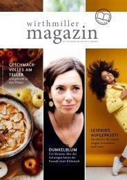 Wirthmiller Magazin HW2021