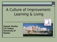 Living Learning Space - EDUCAUSE.edu