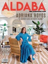 Aldaba Junio Portada Adriana Hoyos