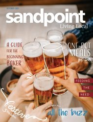 October 2021 Sandpoint Living Local