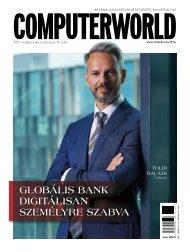 Computerworld magazin 2021.10.06. LII. évfolyam 19. szám