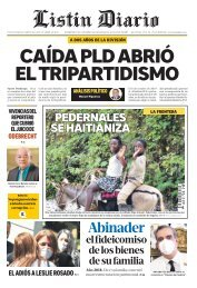Listín Diario 06-10-2021