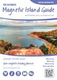 Magnetic Island Guide: Oct-April 2022