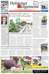 Holsteiner Allgemeine 40 2021