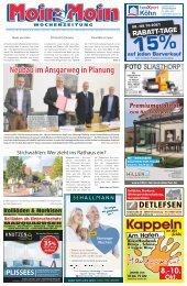 MoinMoin Schleswig 40 2021