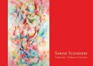 Katalog (PDF) - Einblicke in die Malerei und Grafik von Sabine ...
