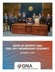 2021 GNA Membership Assembly